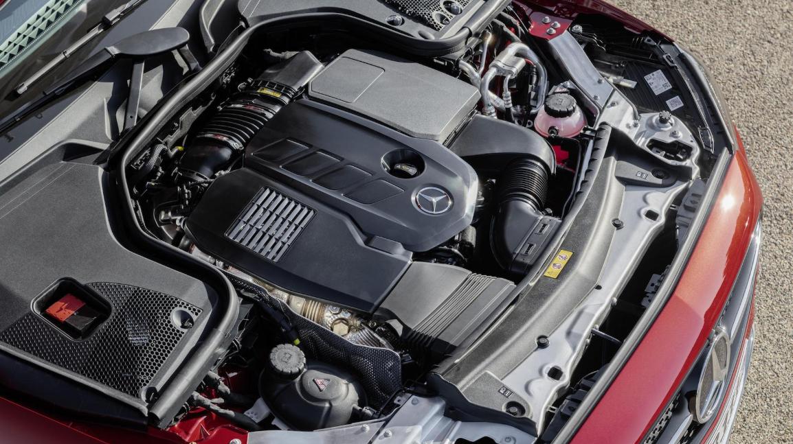 Mercedes E Class 2022 Engine