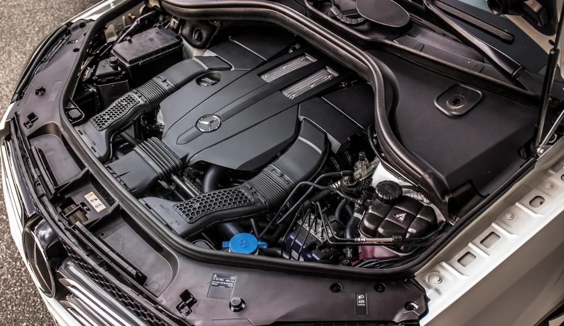 Mercedes GLE 2023 Engine