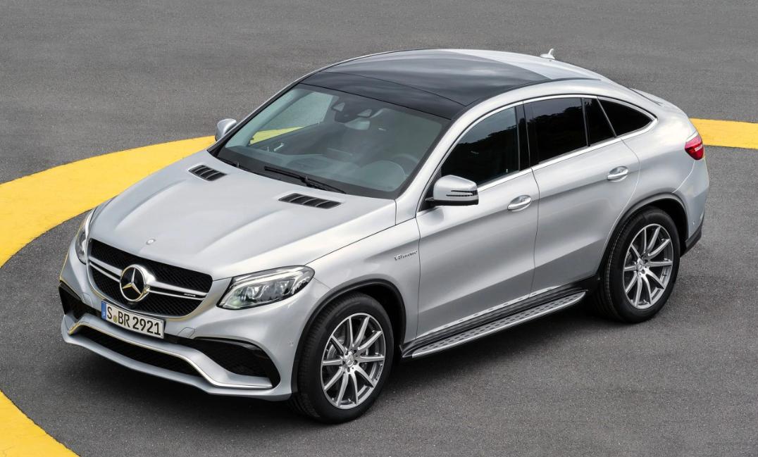 Mercedes GLE 2023 Exterior