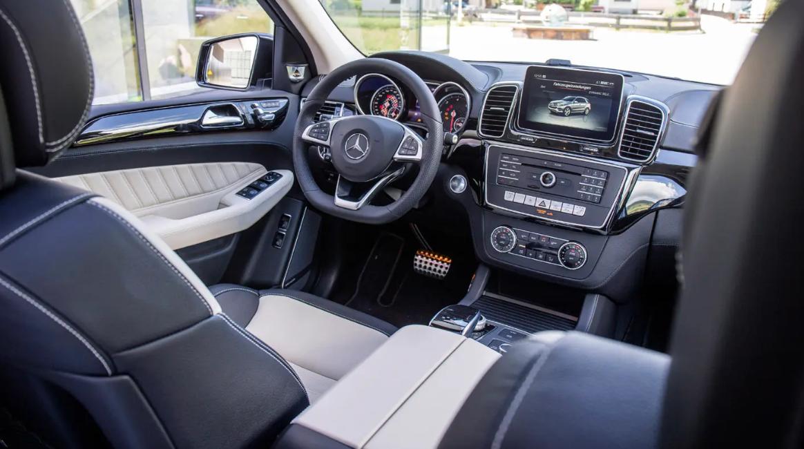 Mercedes GLE 2023 Interior