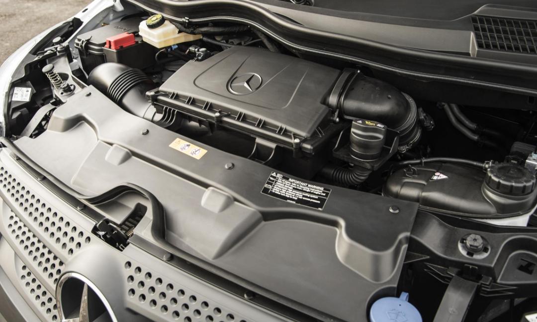 Mercedes Vito 2023 Engine