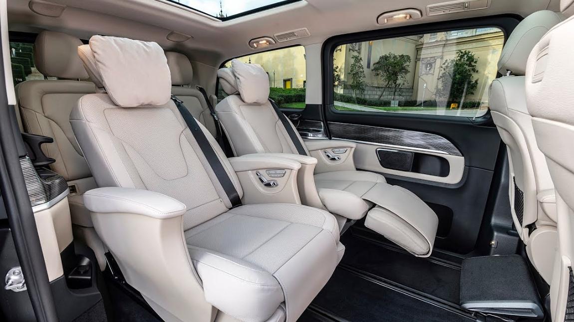 Mercedes Vito 2023 Interior