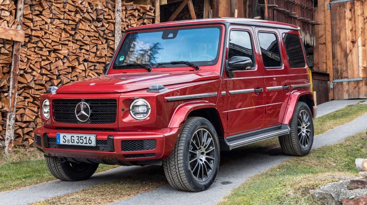 2020 Mercedes Benz G Wagon Price, Engine, Interior ...