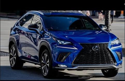 2021 lexus nx hybrid design changes specs spy photos