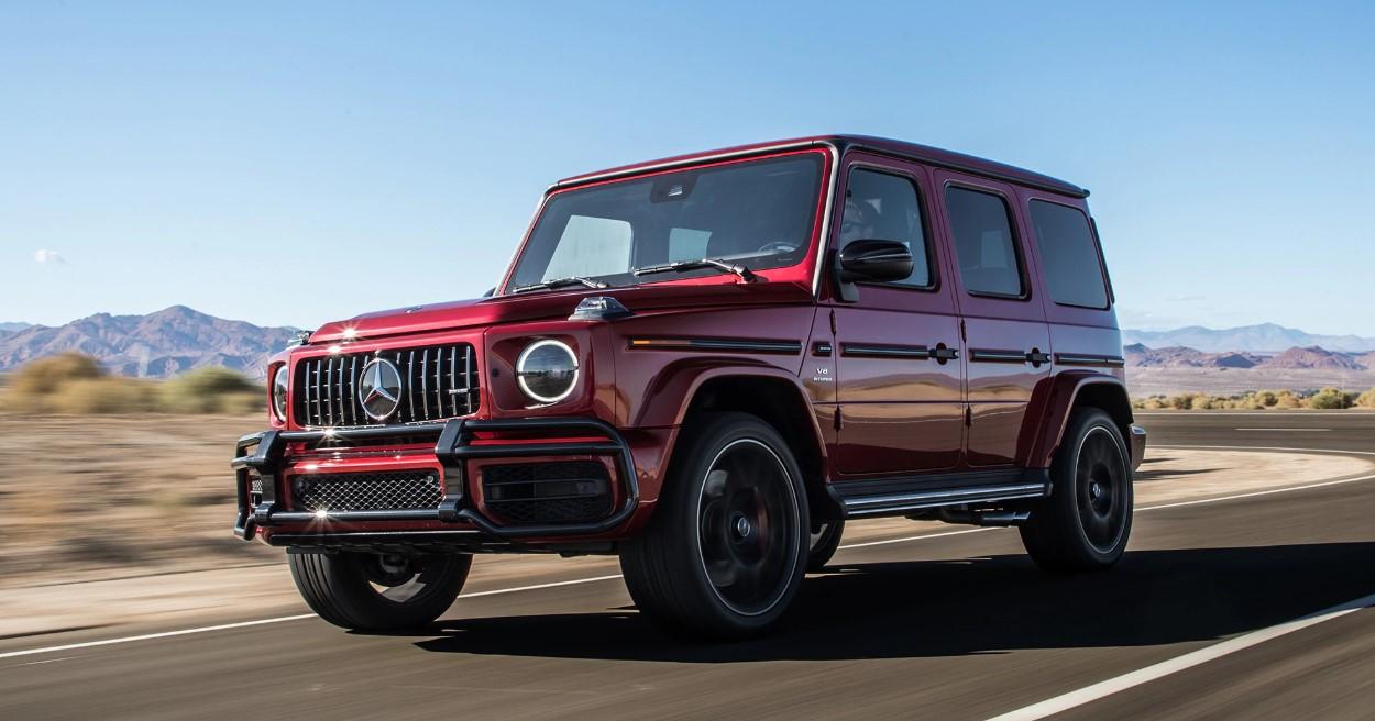 2021 Mercedes G Wagon Price, Interior, Release Date ...