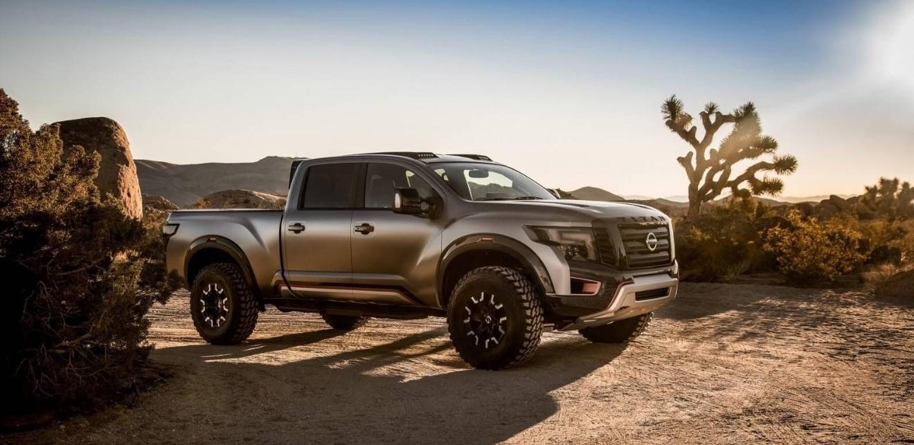 2021 Nissan Titan Warrior Price, Release Date, Specs ...