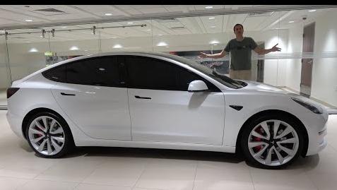 2021 Tesla Model 3 Release Date Exterior, interior Of ...