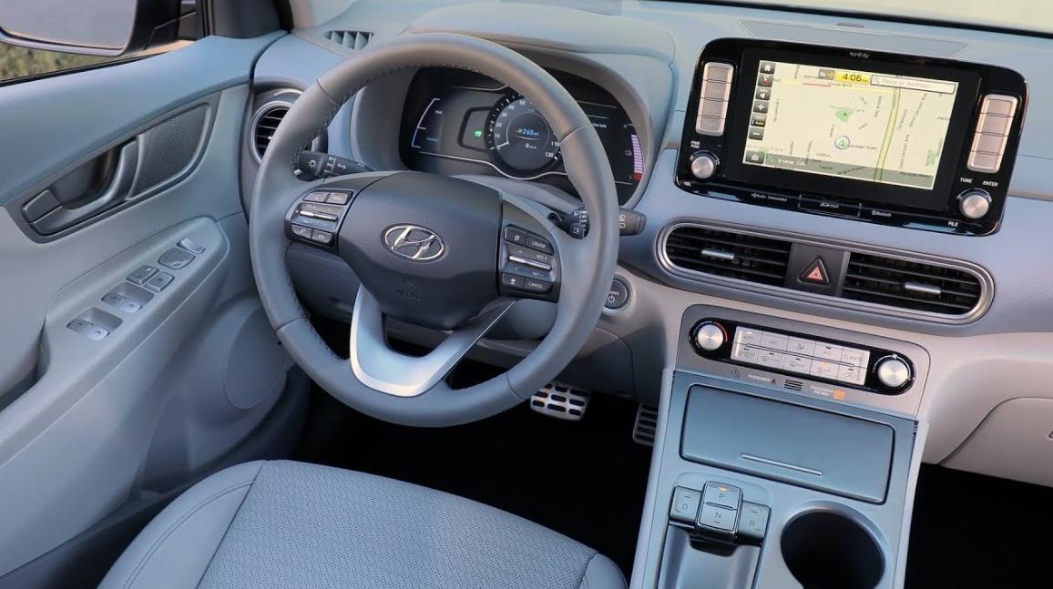2022 Hyundai Kona N Interior