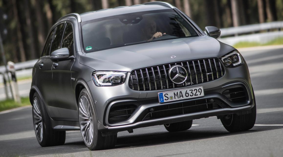 2022 Mercedes GLC 300 Exterior