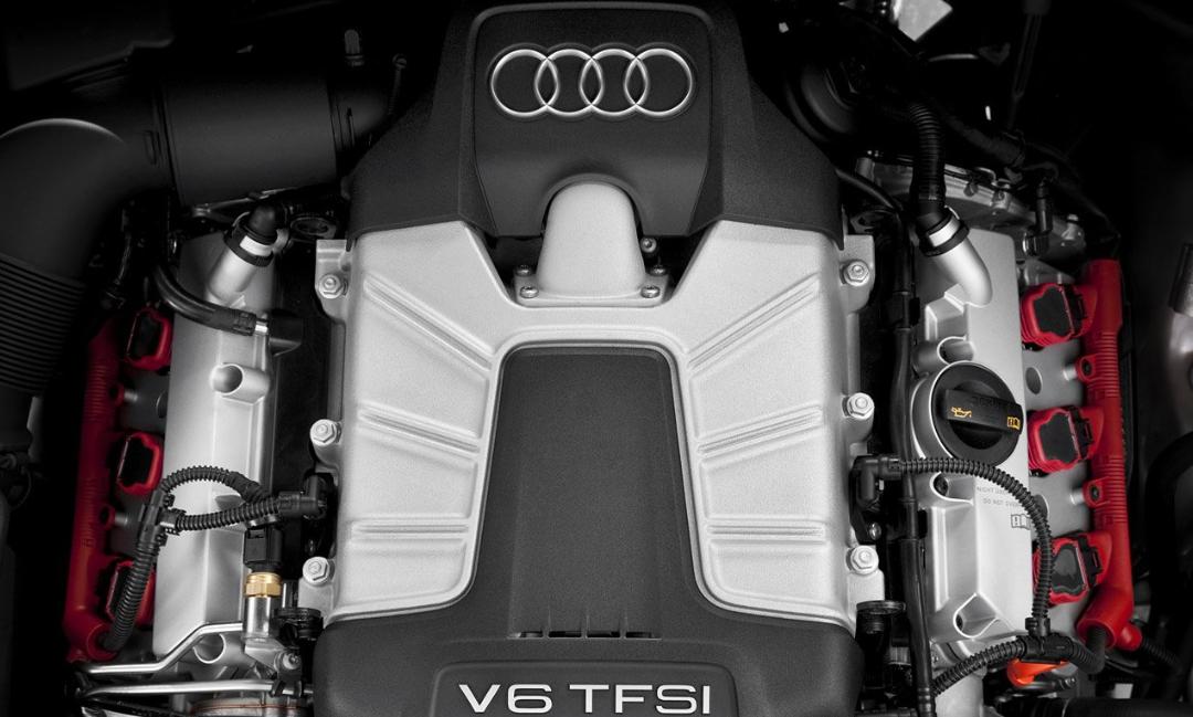 2023 Audi Q7 Engine