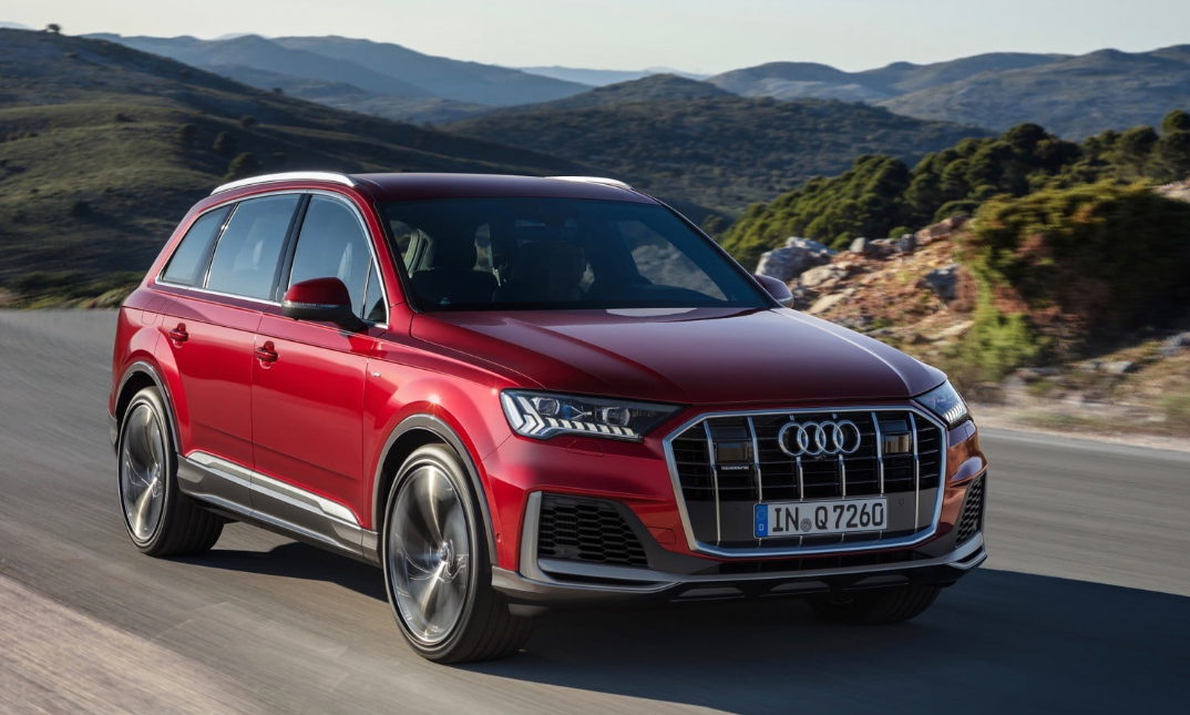 2023 Audi Q7 Exterior