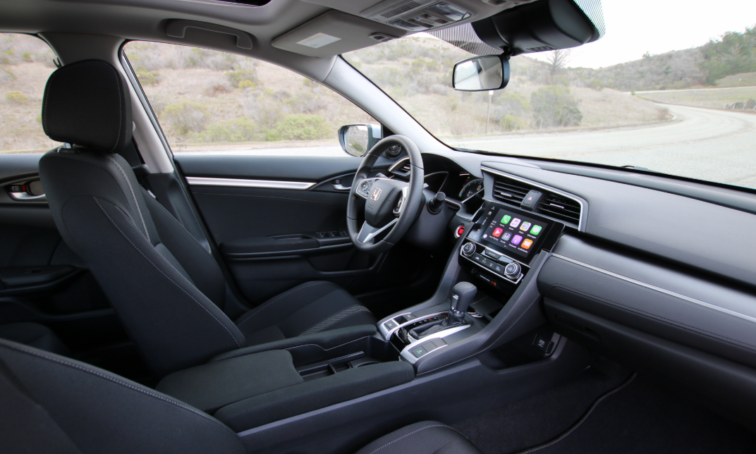 2023 Honda Civic Interior