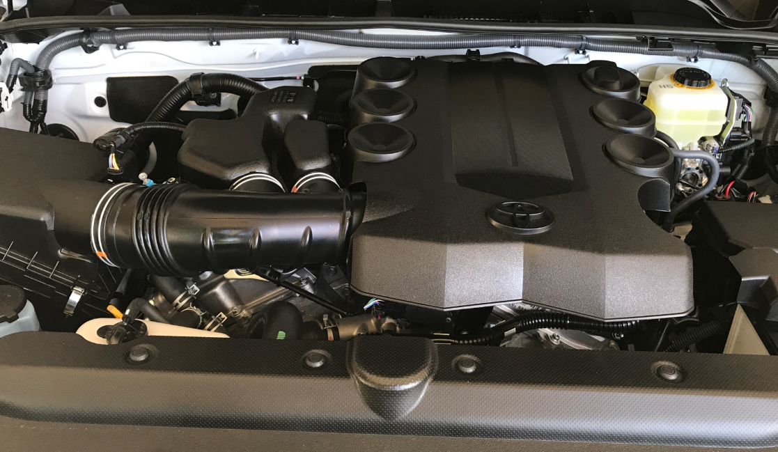 2023 Toyota 4Runner Engine