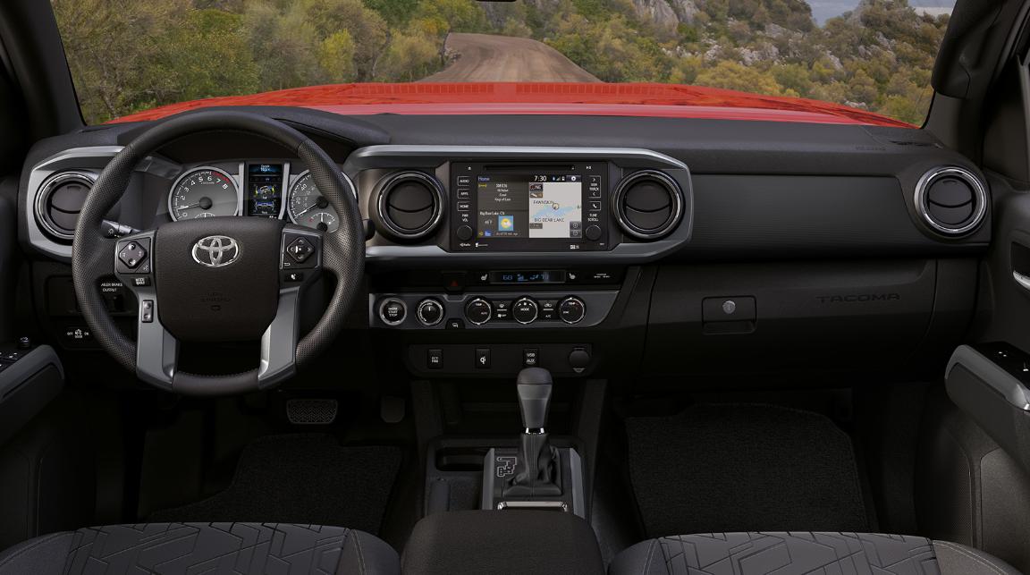 2023 Toyota Tacoma Interior