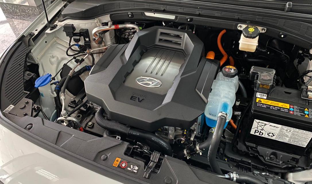 Hyundai Ioniq 2022 Engine