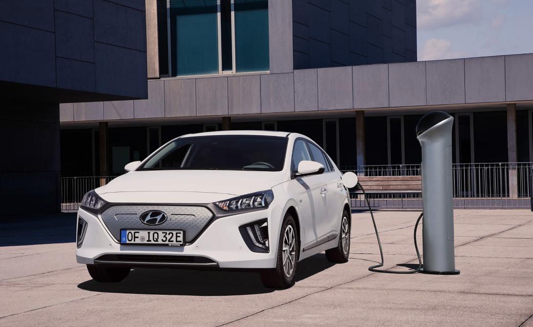 Hyundai Ioniq 2022 Exterior