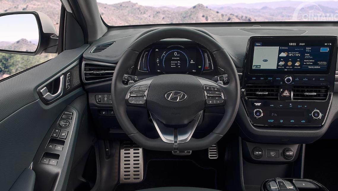 Hyundai Ioniq 2022 Interior
