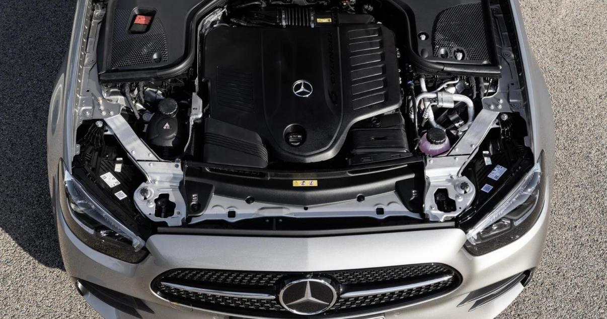 Mercedes E 2022 Engine