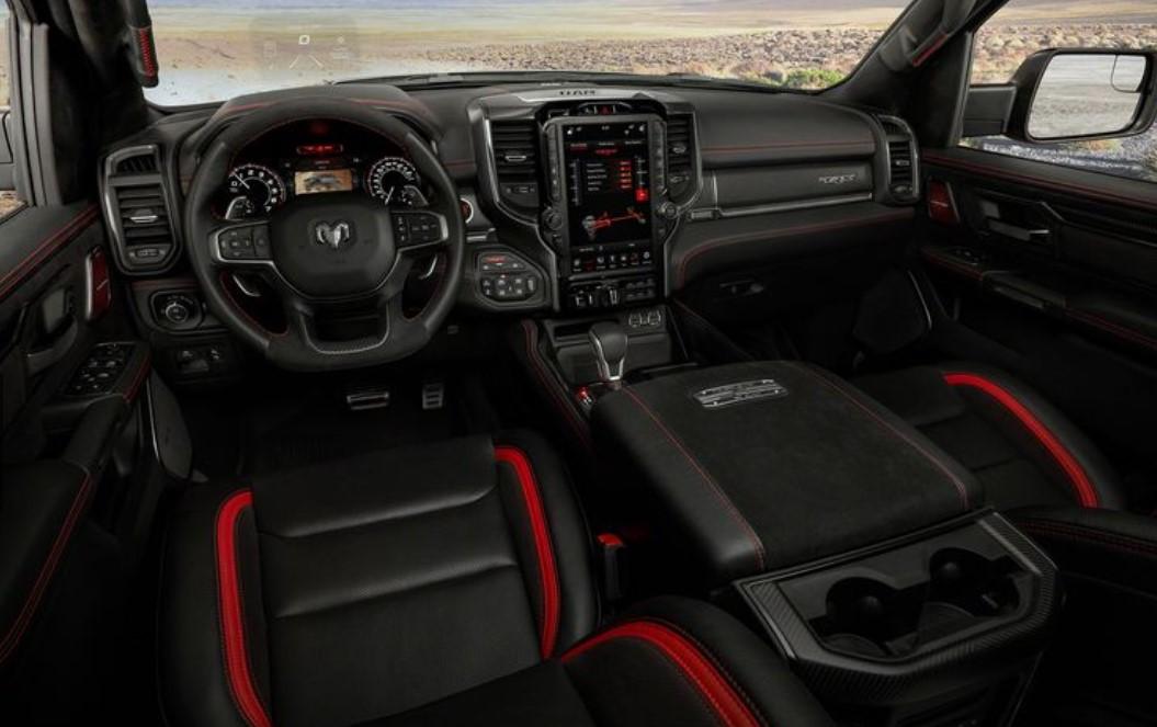 2021 RAM TRX Interior