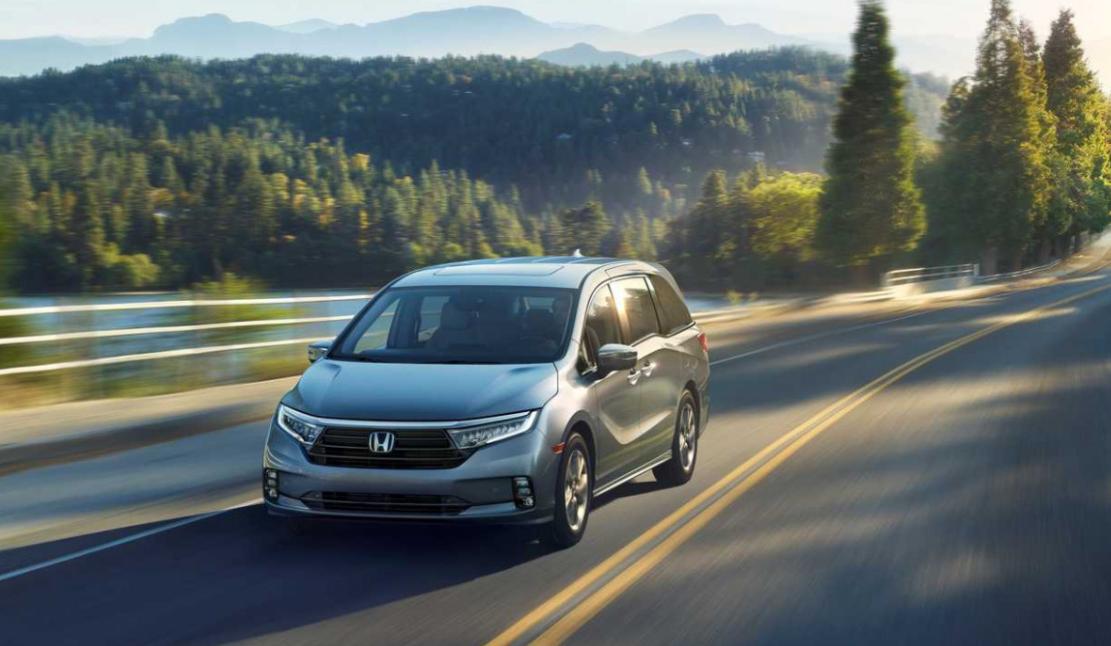2023 Honda Odyssey Exterior