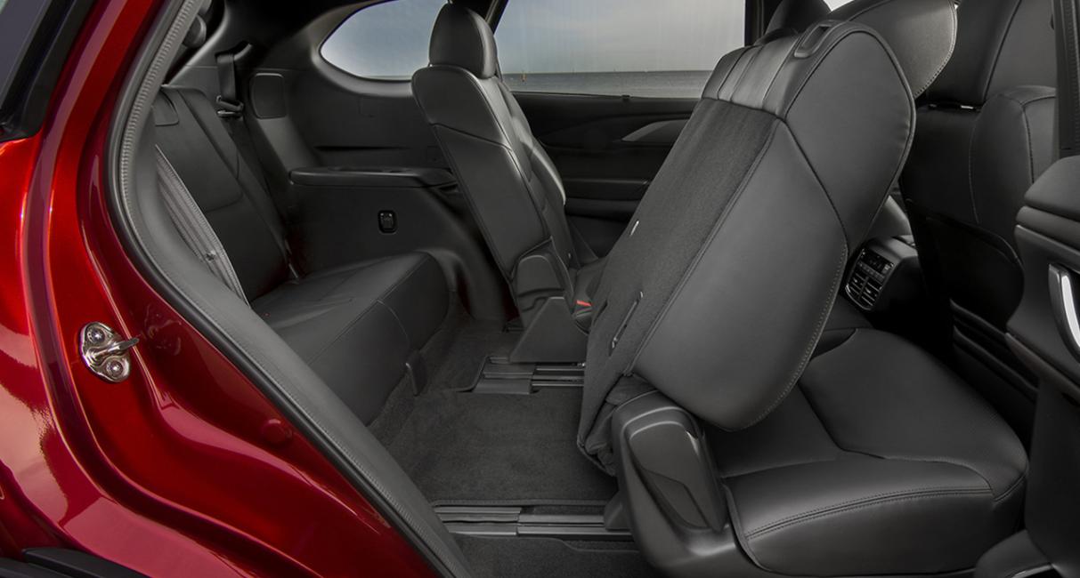 2023 Mazda CX 9 Interior