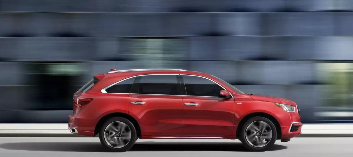 2019 Acura MDX Sport Hybrid Price, Interior, Release Date ...