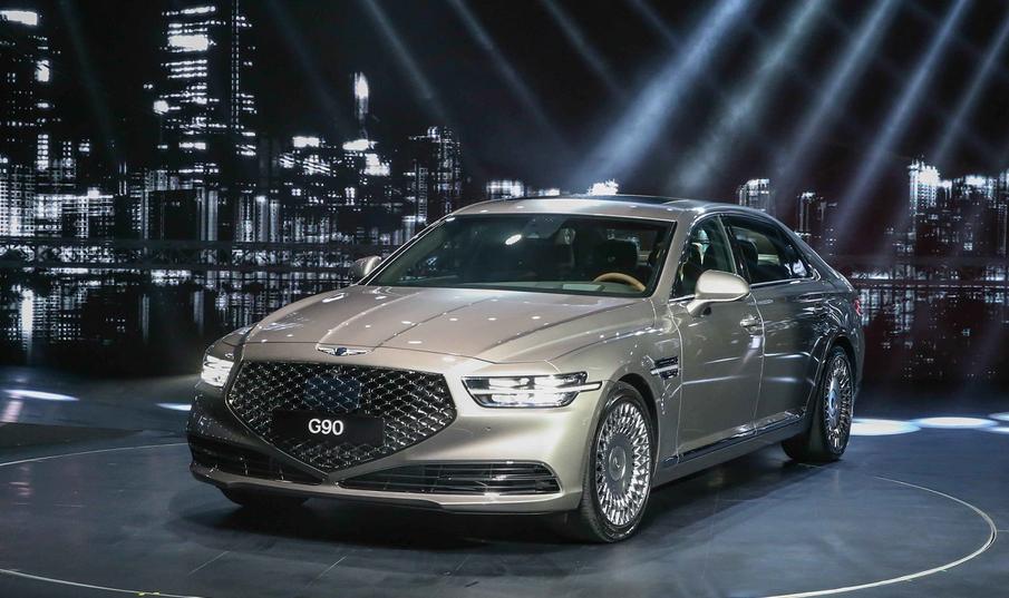 2019 Hyundai Genesis G90 Exterior, Interior, Engine ...