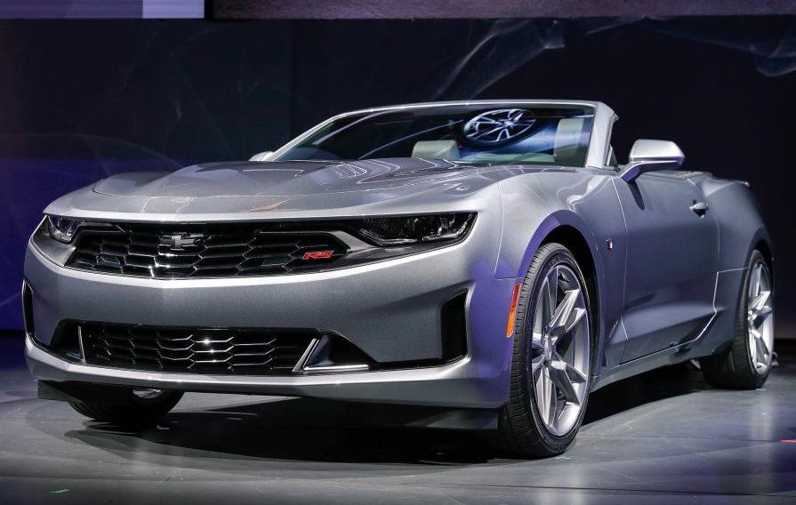 2021 chevrolet camaro exterior, interior, review, release