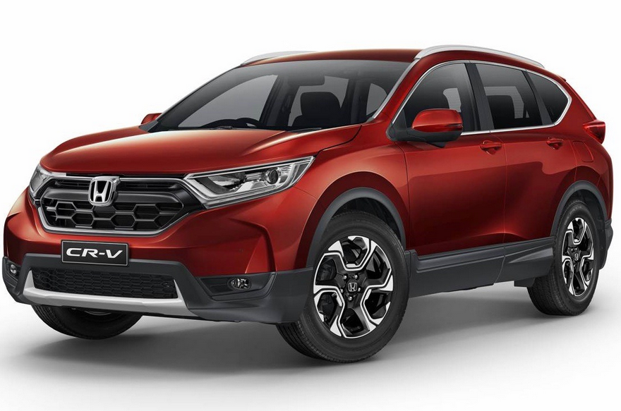 Honda Cr V 2021