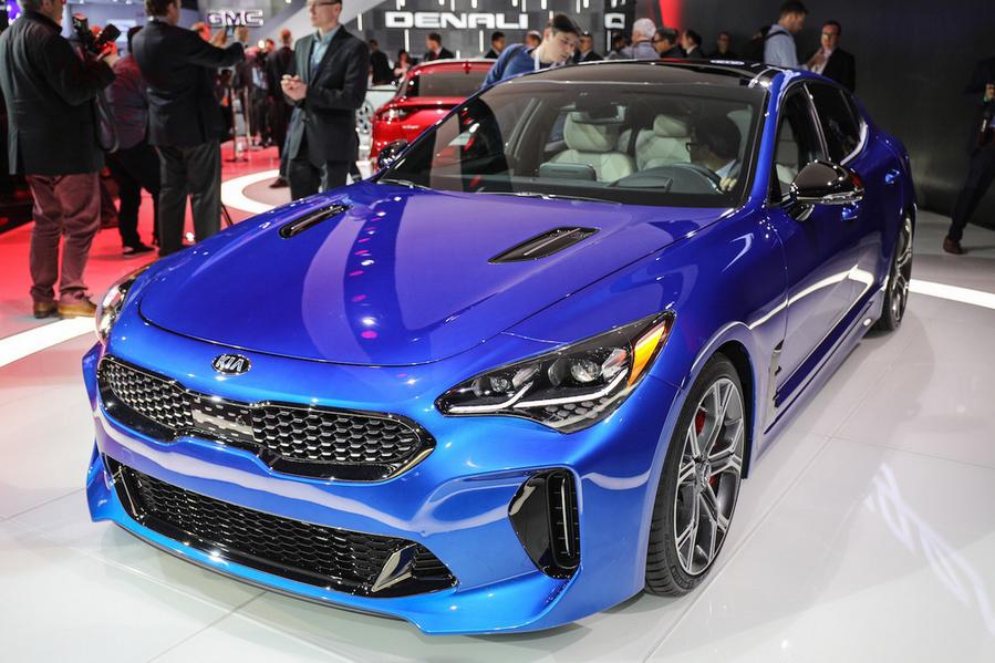 Autos 2021
