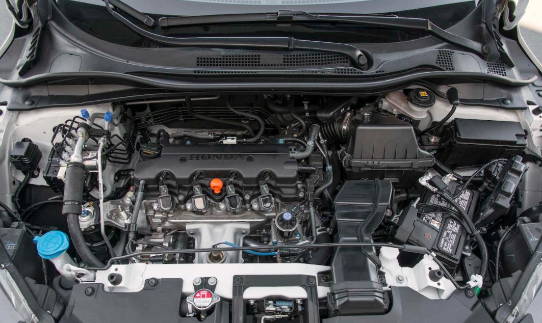 2023 Honda HRV Engine