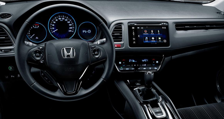 2023 Honda HRV Interior