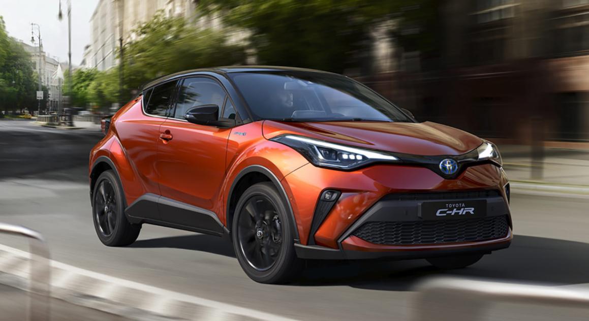 2023 Toyota CHR Exterior
