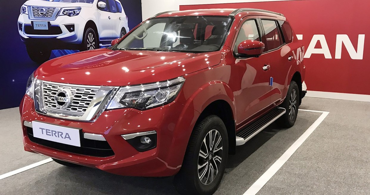 2021 Nissan Terra Dimensions, Engine, For Sale | Latest ...