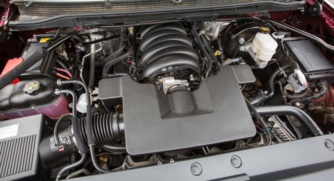 2022 GMC Sierra Engine