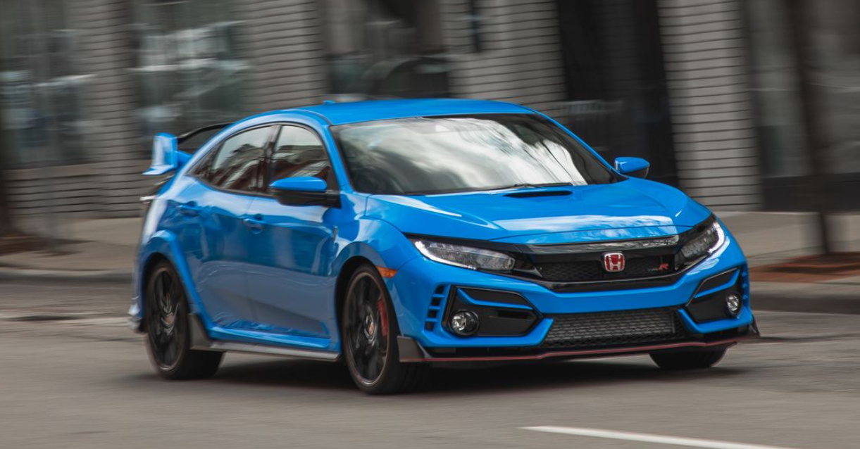 2022 Honda Civic Type R Exterior