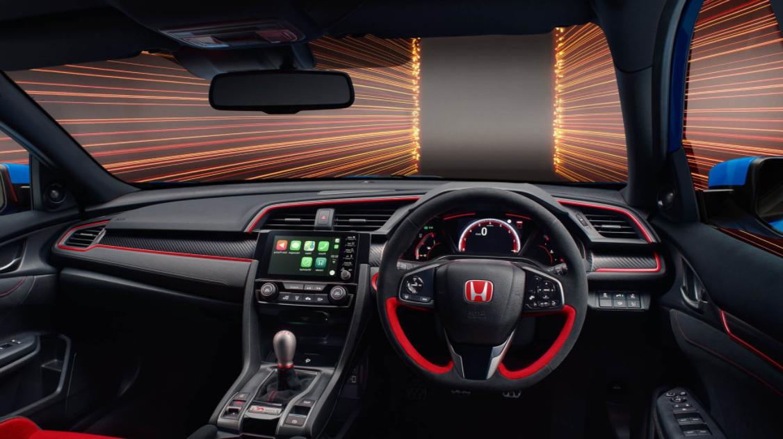 2022 Honda Civic Type R Interior