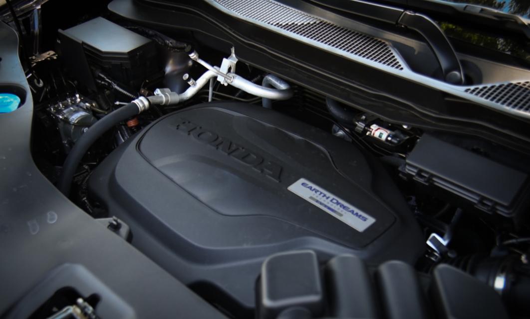 2022 Honda Pilot Engine