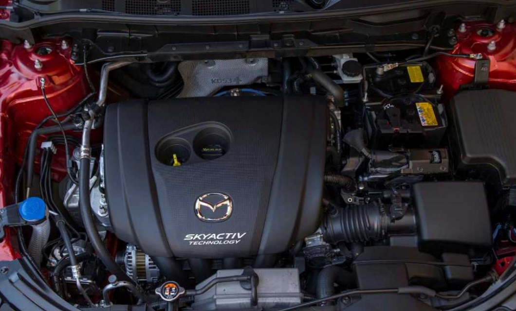 2022 Mazda CX 5 Engine