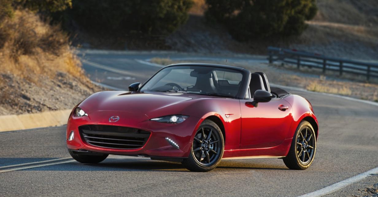 2022 Mazda Miata Exterior
