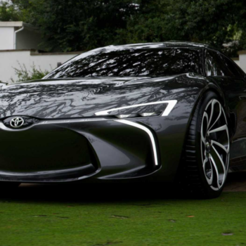 2023 Toyota MR2 Exterior