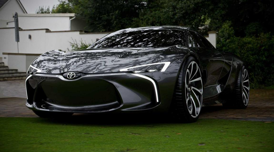 2023 Toyota MR2 Exterior