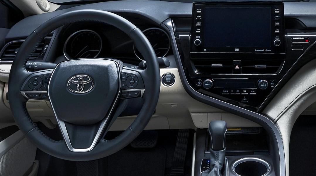 2023 Toyota MR2 Interior