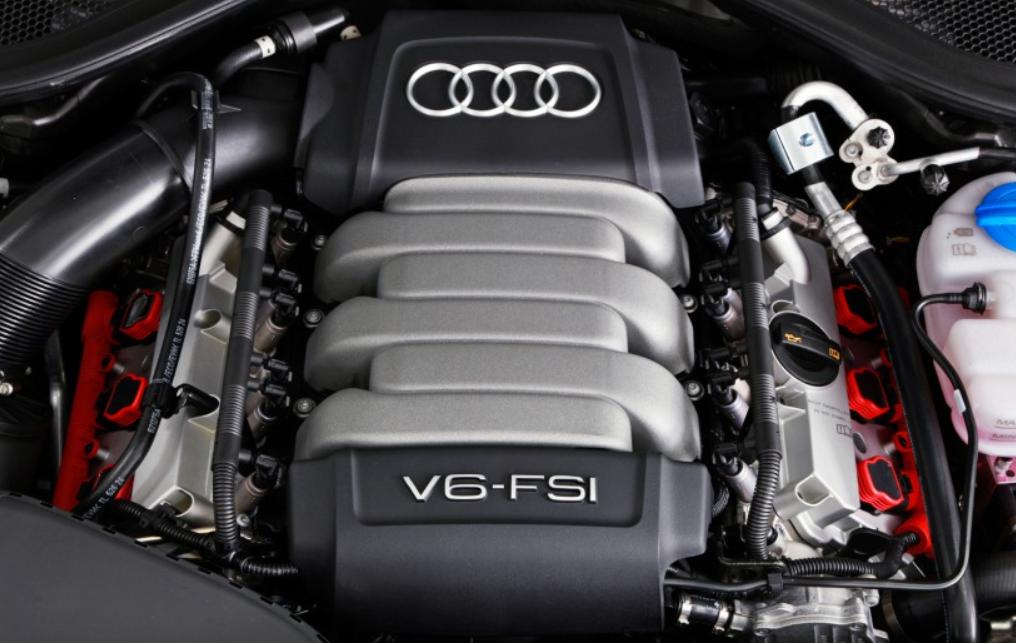 Audi A7 2023 Engine