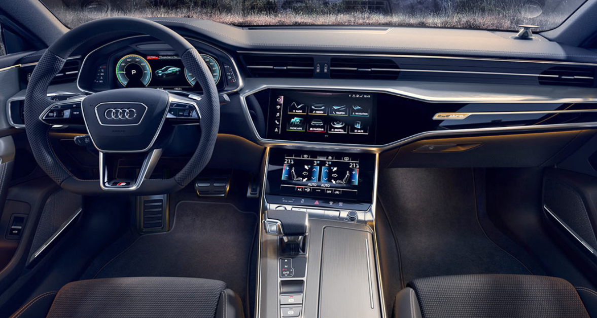 Audi A7 2023 Interior
