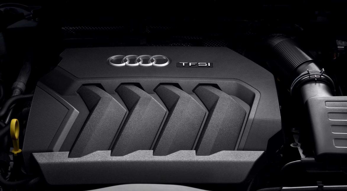Audi Q3 2023 Engine