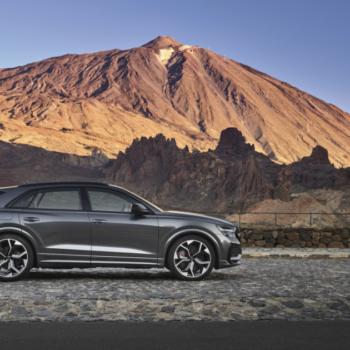 Audi Q8 2023 Exterior