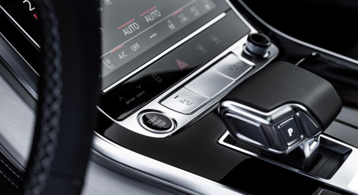 Audi Q8 2023 Interior