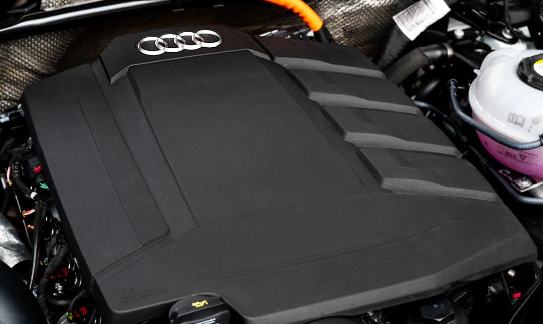 2022 Audi Q5 Engine