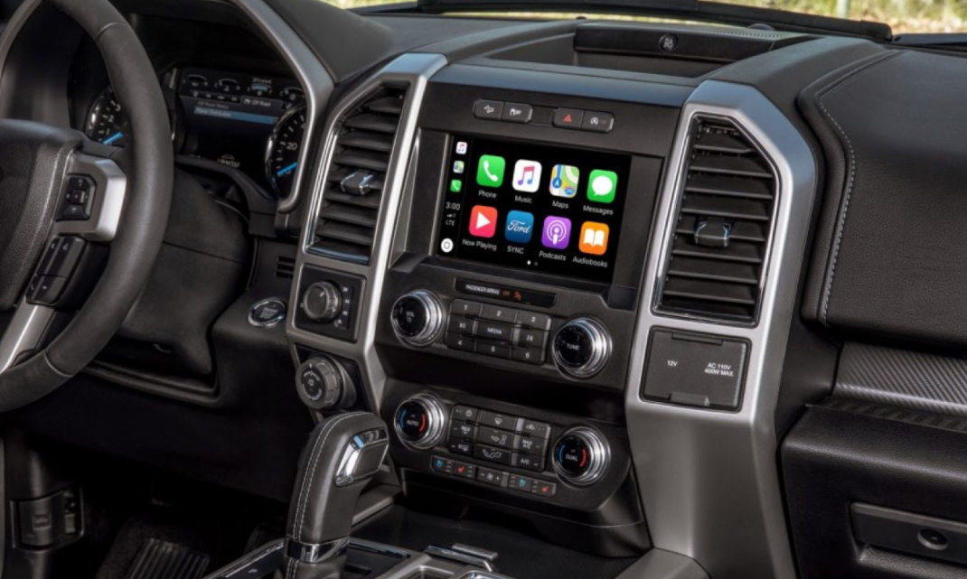 2022 Ford F350 Interior